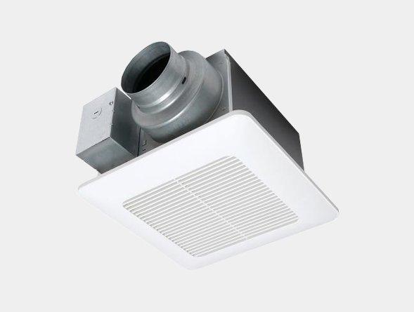 Whisper Ceiling® DC™, SmartFlow™
